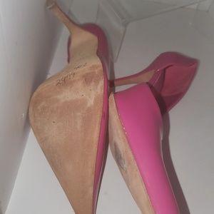 Aldo Shoes - Aldo Ecidia D'orsay Pumps hot pink size 8/38